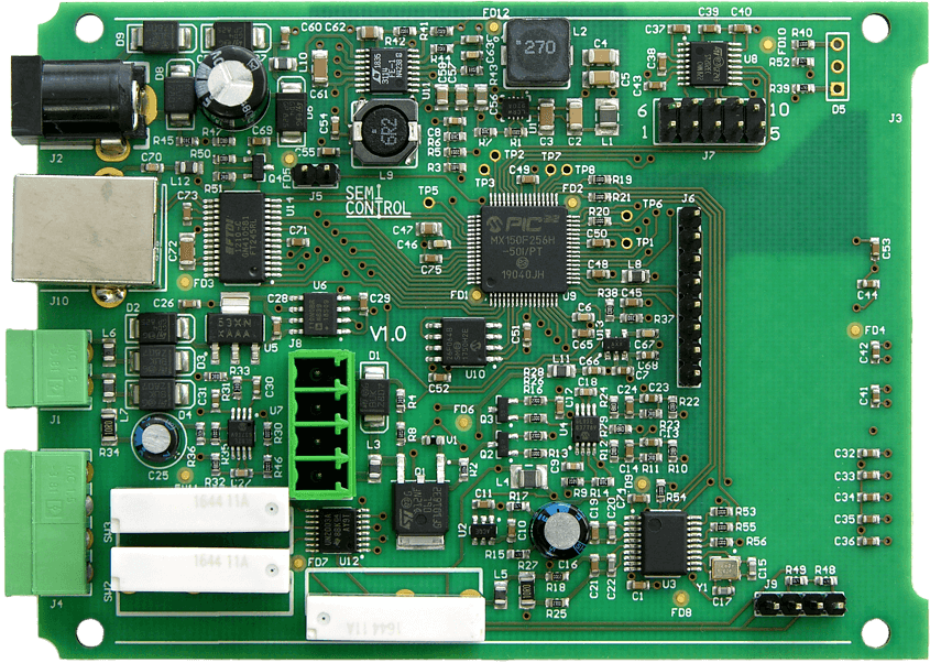 TMM-1 printed circuit board